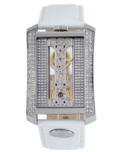 Hugo von Eyck Reloj Libra Blanco