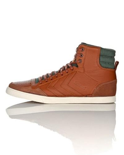 Hummel Zapatillas Abotinadas Ten Star Vintage High Hombre