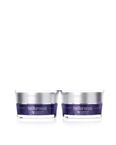 Hyaluronce Set Anti Edad: 2 Cremas Ojos Control Edad 15 ml