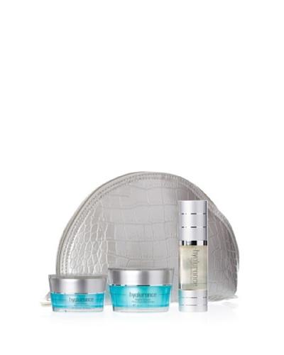 Hyaluronce Set Noche: Hidrat. Revitaliz. 50 ml + Serum 30 ml + Ojos Lift 15 ml + Neceser