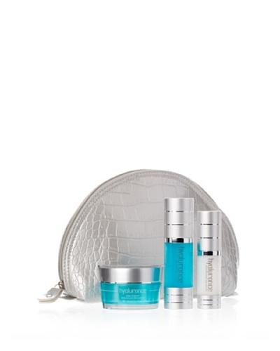 Hyaluronce Set Cuidado Día: Crema Día Máxima Hidrat. 50 ml + Serum Activo 30 ml + Serum 15 ml