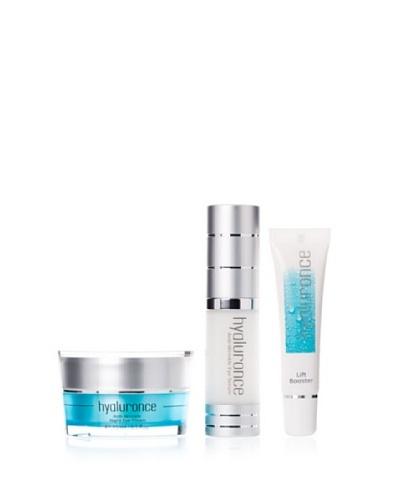 Hyaluronce Set Ojos: Serum Día Antiarrugas 15 ml + Crema Ojos Noche Lift 15 ml + Estimulant. 15 ml
