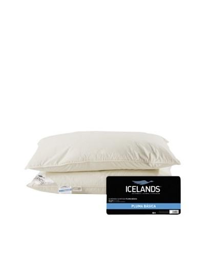 Icelands Almohada De Pluma