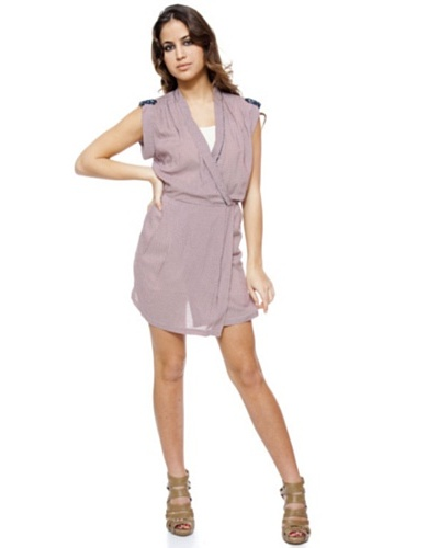 I-Code Vestido Estampado