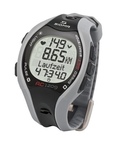 I-Gym Computador Running Pulsómetro Rc 1209 negro / gris