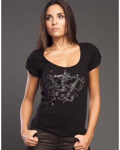 Ikks Camiseta Letras