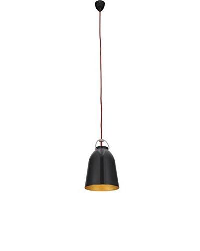 Iluminación & Ambiente Lámpara Bell Pendal Negro