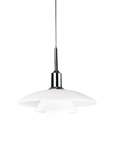 Iluminación & Ambiente Lámpara Cup Big Cromo