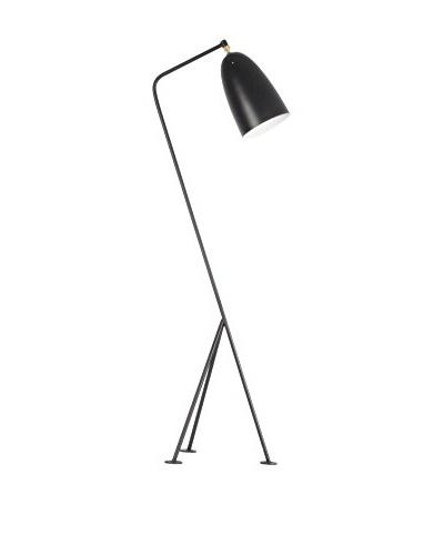 Iluminación & Ambiente Lámpara Grasshopper Negro