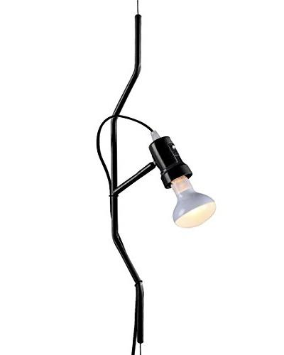 Iluminación & Ambiente Lámpara Hilo Negro