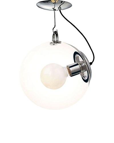 Iluminación & Ambiente Lámpara Lux Suspensión Cristal Transparente