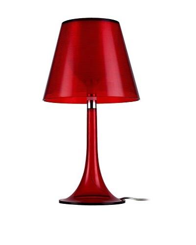 Iluminación & Ambiente Lámpara Plastic Rojo