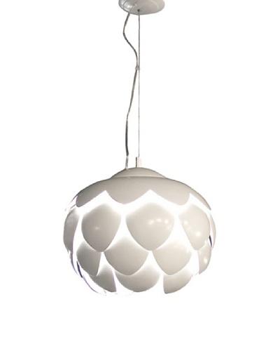 Iluminación & Ambiente Lámpara Xela Suspensión Blanco