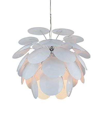 Iluminación & Ambiente Lámpara Flower Blanco