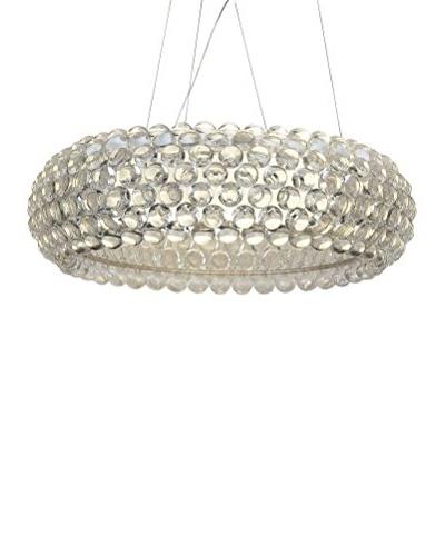 Iluminación & Ambiente Lámpara Candi Big Cristal Transparente