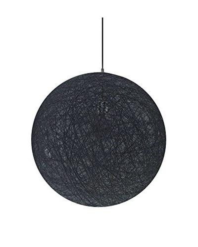 Iluminación & Ambiente Lámpara Over Negro