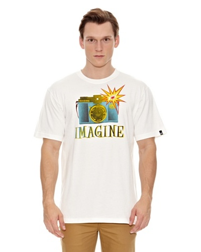 Imagine Camiseta Manga Corta Lomo