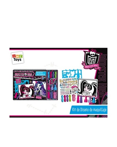 Imc Toys – Diseña Con Maquillaje Tus Personajes Monster High 43-870390