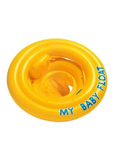 Intex Flotador con asiento para bebés, 4 cámaras de aire [importado de Alemania]