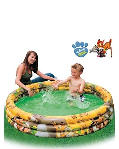 Color Baby Piscina 3 Aros Disney Animal Friends – 288 L