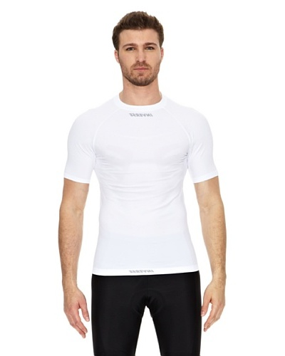 Inverse Camiseta Sin Manga Ciclismo Gold Blanco