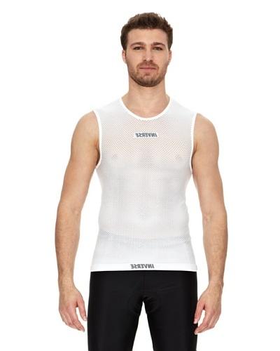 Inverse Camiseta Interior Ciclismo Gold Blanco