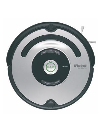 iRobot Roomba 555 – Robot aspirador (diámetro 34 cm, autonomía 120 min)