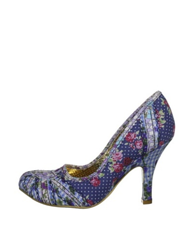 Irregular Choice Women's Zapatos Tacón Patty Mary Janes