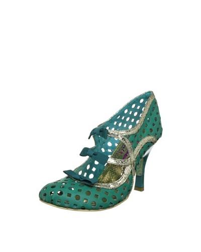 Irregular Choice Women's Zapatos Tacón Fun In The Sun Mary Janes