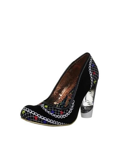 Irregular Choice Women's Zapatos Tacón Summer Bucket Mary Janes