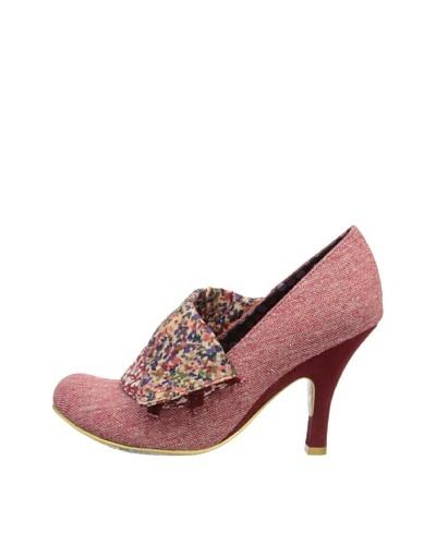 Irregular Choice Zapatos Flick Flack Rojo