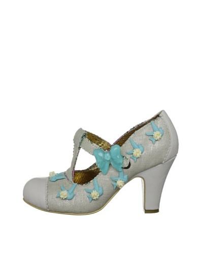 Irregular Choice Women's Zapatos Tacón Fresh Cut Grass