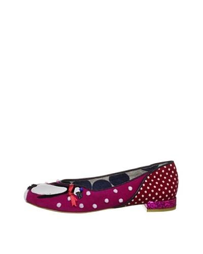 Irregular Choice Women's Zapatos Planos Rockhopper Ballet