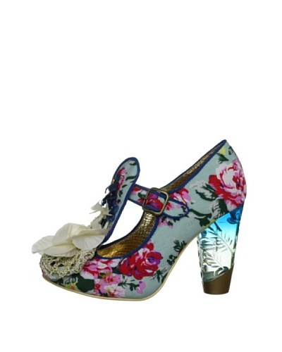 Irregular Choice Women's Zapatos Tacón Can't Touch This