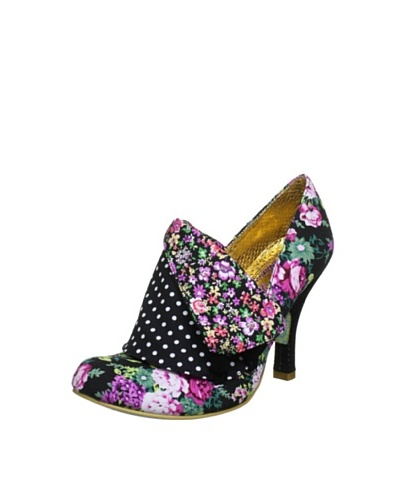 Irregular Choice Women's Zapatos Tacón Flick Flack Mary Janes