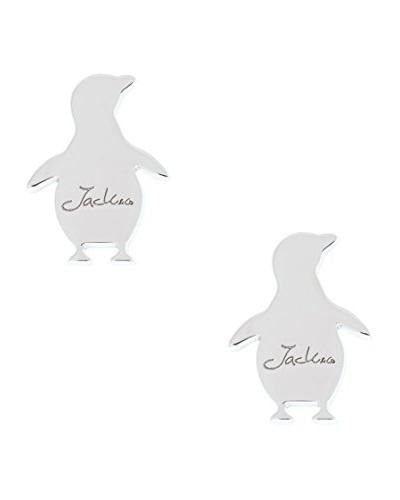 Jack&Co Pendientes Pingüino