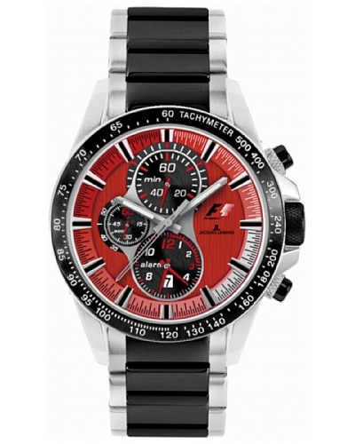 Jacques Lemans Reloj Formula 1 F-5028 Ceramic-Chrono D