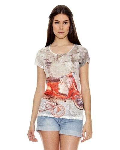 Janis Camiseta Moto