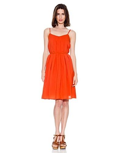 Jocomomola Vestido Papaya