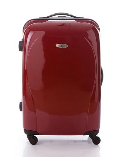 John Travel Trolley Mediano Madrid Rojo