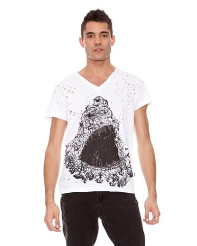 Just Cavalli Camiseta Peces