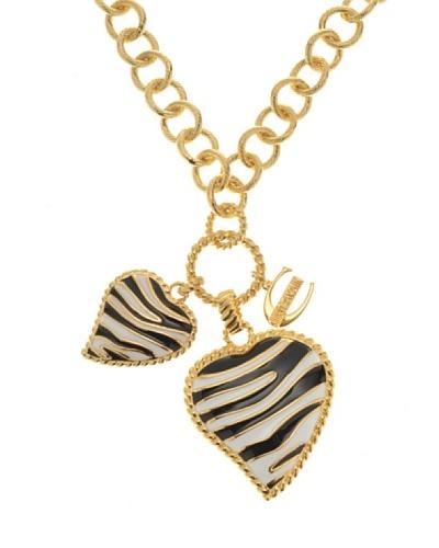 Just Cavalli Collar Just Zebra