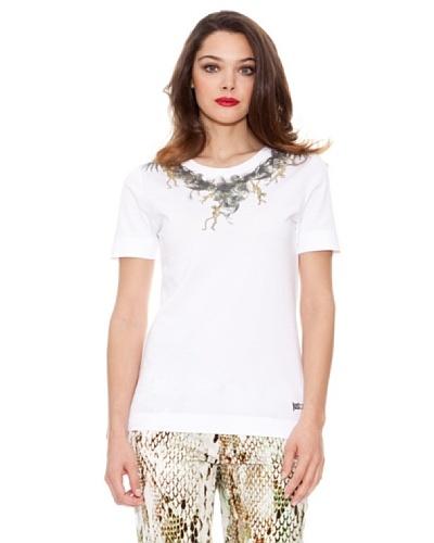 Just Cavalli Camiseta Palmera