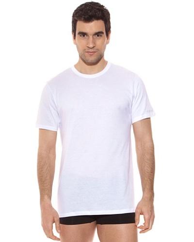 Kappa Camiseta mc Caballero Cuello Redondo 100% Algodón