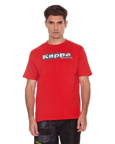 Kappa Camiseta Manga Corta Raw
