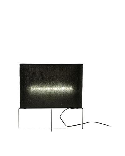 Kare Design Lámpara Oblong Led Negro