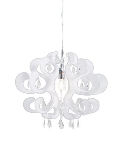 Kare Design Lámpara De Suspensión Phantom Blanca
