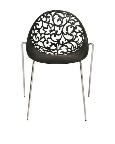 Kare Design Silla Aurora Negra