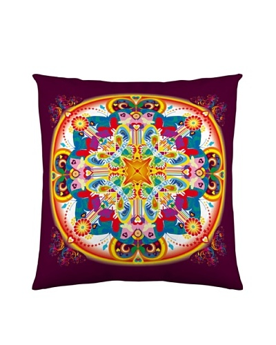Kashi Kisu By Reilly Funda de Cojín Madala Multicolor