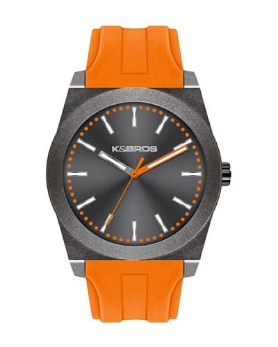 K&BROS 9560-3 / Reloj Unisex caucho